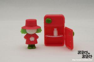 リンゴの冷蔵庫 とびら