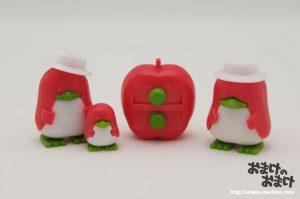 リンゴのタンス